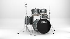 Tama Rhythm Mate Studio Galaxy Silver