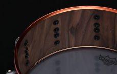 Tama Ronald Bruner Signature Walnut/Steel 5½x14 virveli.