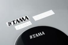 Tama logotarra valkoinen TLS100WH