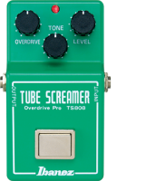 Ibanez TS808 Tube Screamer  The original
