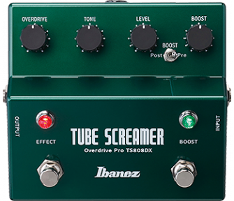 Ibanez TS808DX Tubescreamer