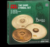 Meinl Byzance Vintage Sand symbaalisetti.