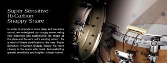 Tama Starphonic PBR146 messinki virvelirumpu 6