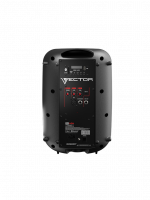 HH Electronics aktiivikaappi Vector VRE-8A