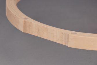 """Tama 14"""" virvelin puinen alavanne 10 reikää"""