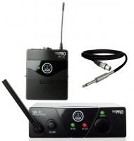 AKG WMS40 Pro Mini langaton järjestelmä kitaralle ISM1