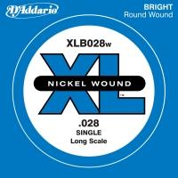 Daddario XLB028 basson irtokieli