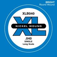 Daddario XLB040 basson irtokieli